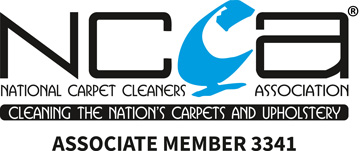 Clean King are a member of the National Carpet Cleaners Association, Membership Number 3341